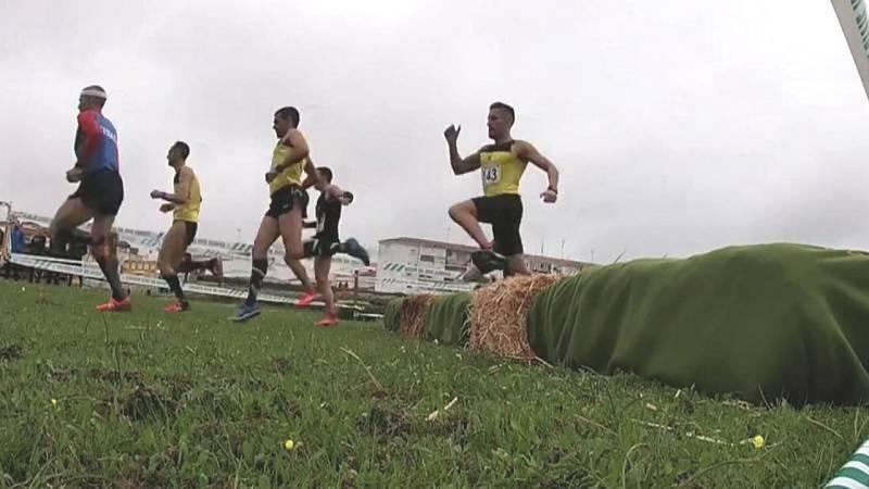Carrera de montaña - Trail Campeonato Nacional Militar de campo a través - ver ahora