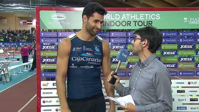 Samuel García Atletismo