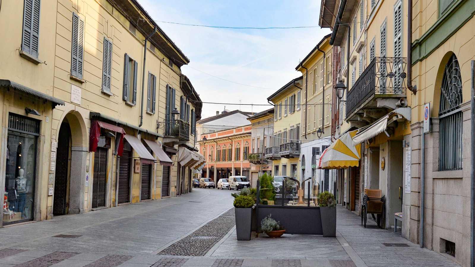 Italia registra catorce infectados por coronavirus en Lombardía y 250 personas permanecen en observación