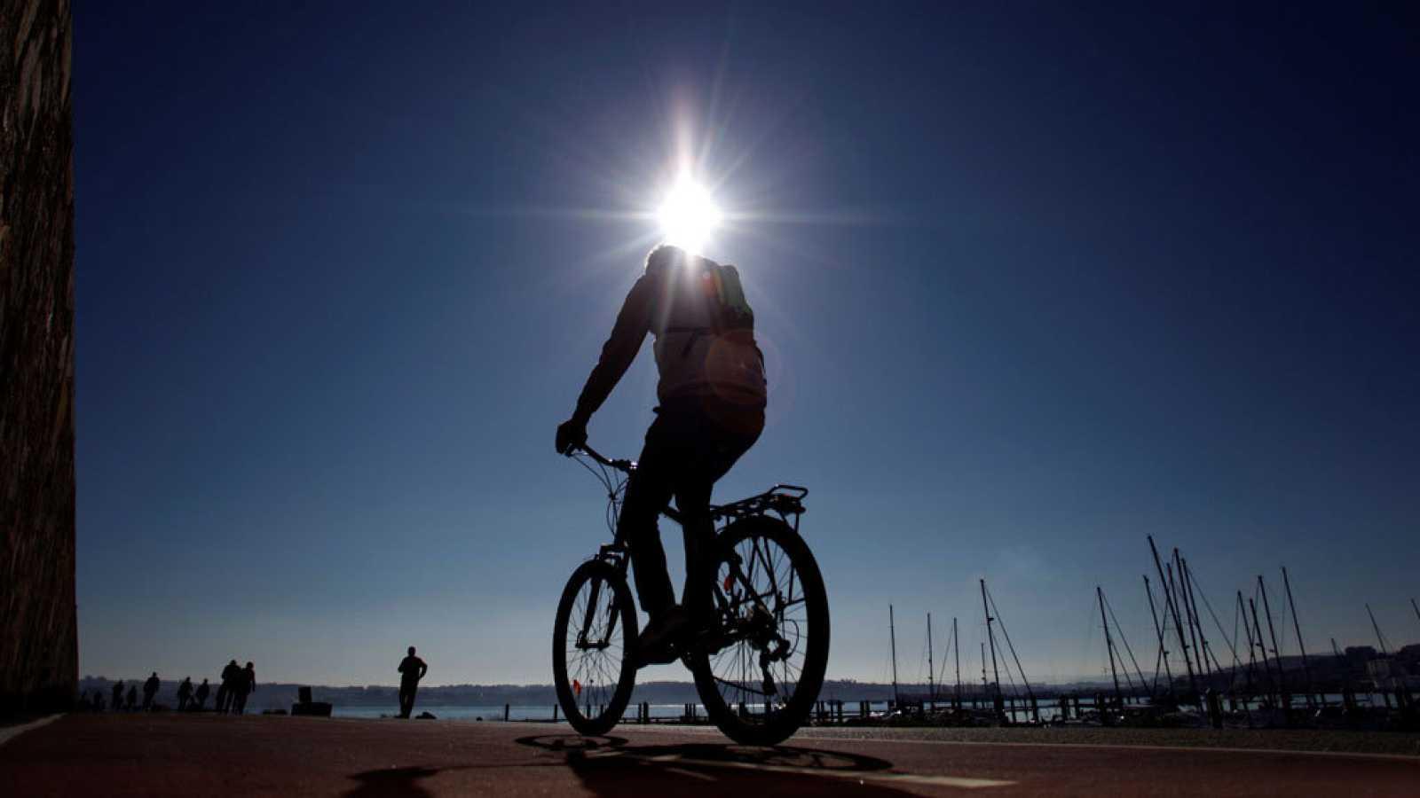Las temperaturas aumentan en prácticamente todo  el país