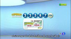 Sorteo ONCE - 21/02/20