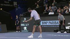 Tenis - ATP 250 Torneo Marsella: D. Medvédev - G. Simon