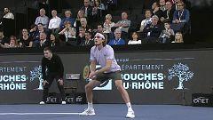 Tenis - ATP 250 Torneo Marsella: V. Pospisil - S. Tsitsipas