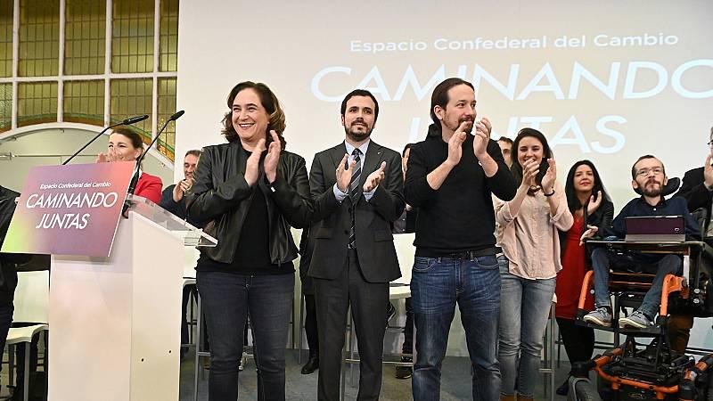 """Iglesias: """"Estamos siendo capaces, gracias a una gran coordinación con el PSOE, de dar una imagen de unidad y solidez del Gobierno"""""""