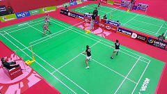 Bádminton - Barcelona Spain Masters Semifinal Doble Femenina: Bulagaria - Tailandia