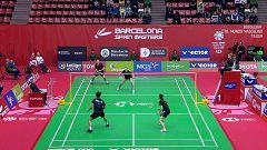 Bádminton - Barcelona Spain Masters Semifinal Doble Mixto: Corea - Dinamarca