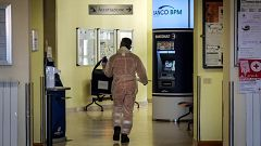 Segunda muerte en Italia por coronavirus, que suma 51 contagiados