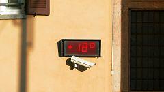 La amplitud térmica alcanza estos días los veinte 20 grados