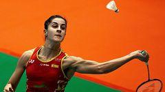 Los mejores puntos de Carolina Marín en semifinales