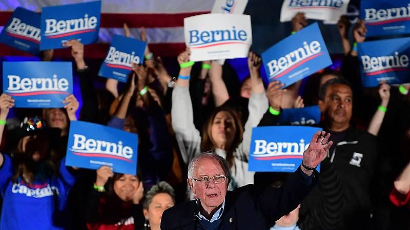 Los caucus de Nevada, tercera cita electoral para los demócratas