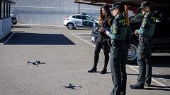 La Guardia Civil despliega 54 equipos Pegaso en toda España para controlar el espacio aéreo