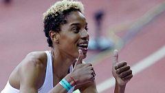 Yulimar Rojas, la atleta que superó el techo mundial en Madrid