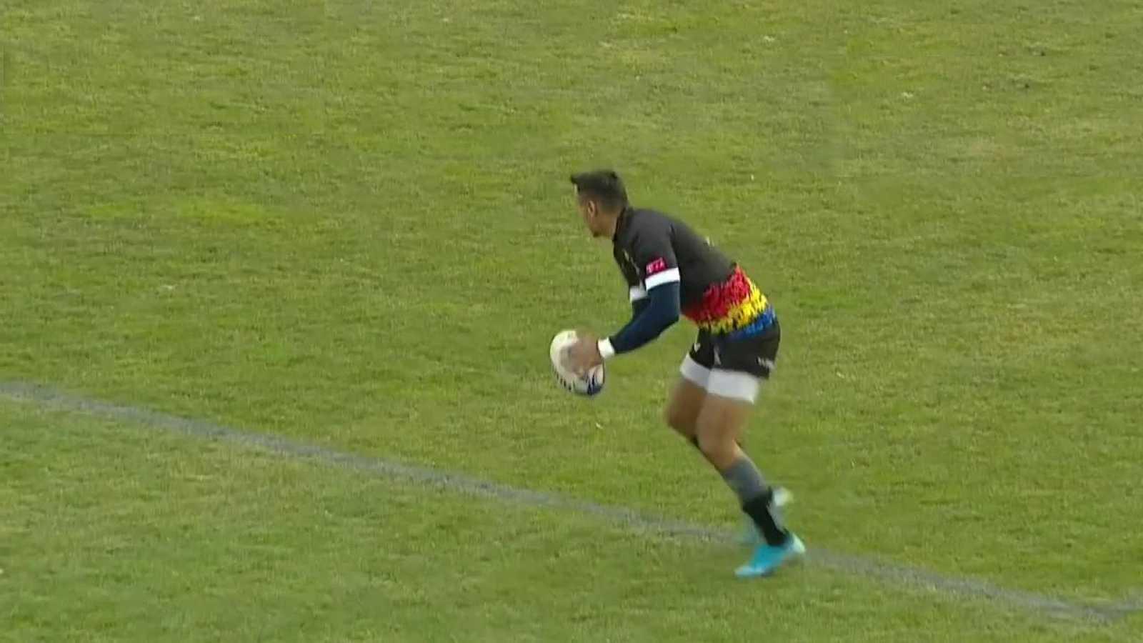 Rugby - Campeonato de Europa Masculino: Rumanía - España - ver ahora