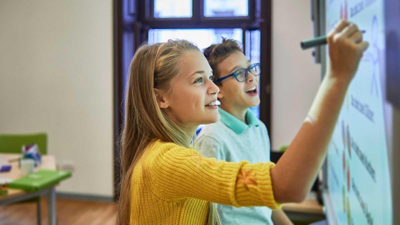 Informe Semanal - Los deberes de la escuela - ver ahora