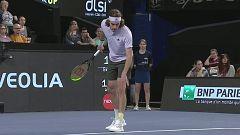 Tenis - ATP 250 Torneo Marsella. 1ª Semifinal: A. Bublik - S. Tsitsipas