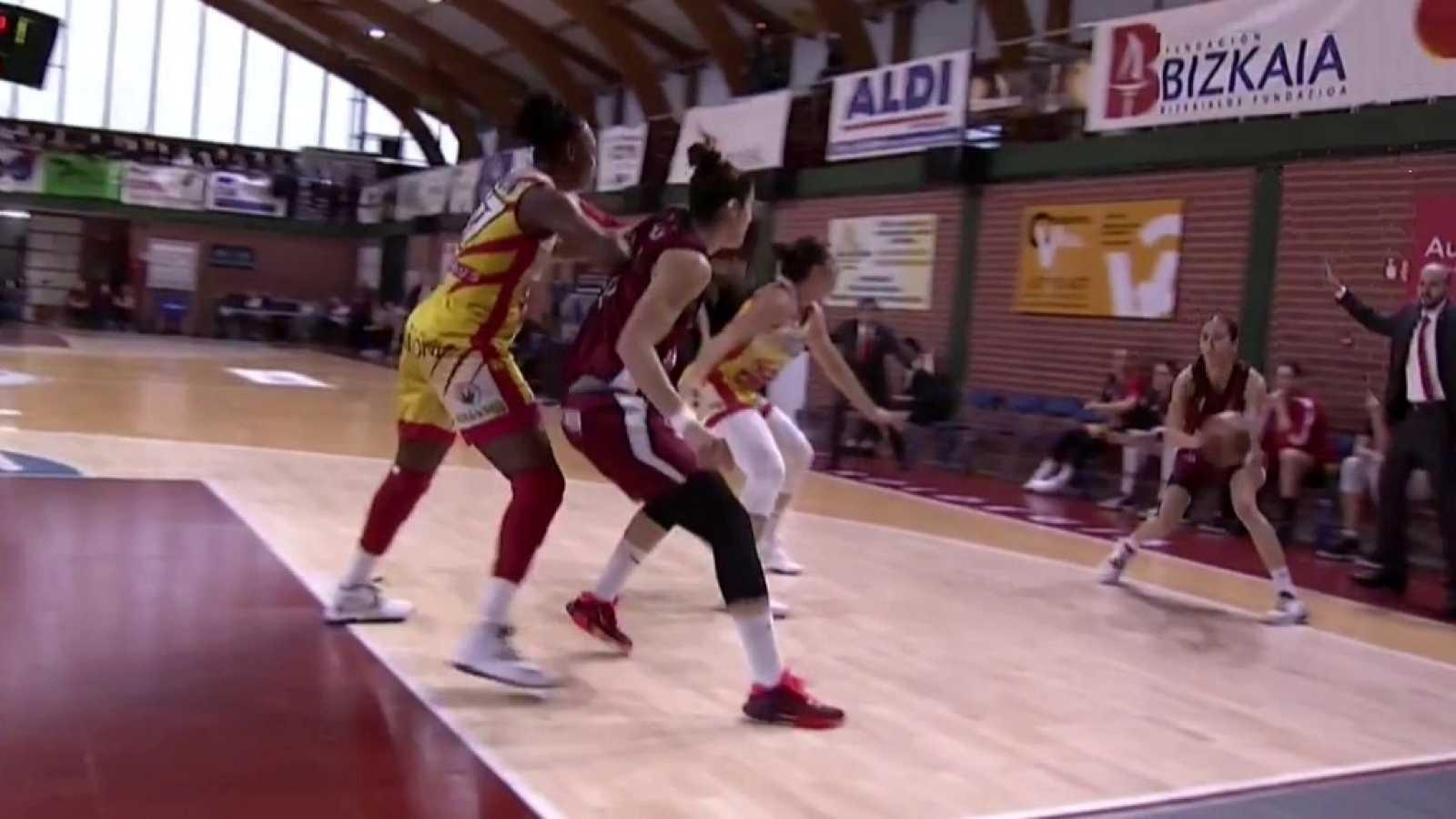 Baloncesto - Liga femenina Endesa. 21ª jornada: Lointek Gernika - Spar Citylift Girona - ver ahora