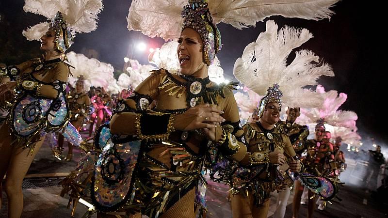 Carnaval Santa Cruz de Tenerife 2020 - Concurso de 'Ritmo y Armonía' de comparsas - ver ahora