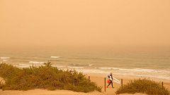 Temperaturas mínimas en ascenso en la península y calima en Canarias