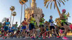 Atletismo - Maratón de Sevilla 2020