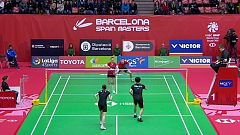 Bádminton - Barcelona Spain Masters Final Doble Mixto: Corea - Francia