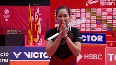Los mejores puntos de la final Marín - Chochuwong