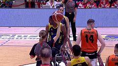 Baloncesto en silla de ruedas - Copa del Rey. Final: Amiab Albacete - CD Ilunion