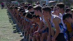 Cross - Campeonato de España de Clubes. Carrera Sub-20 Masculina