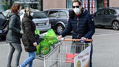 La Serie A cancela cuatro partidos por el coronavirus