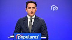 """García Egea asegura que el cese de Alfonso Alonso ha sido de """"mutuo acuerdo"""""""