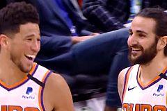 Los Suns brillan gracias a las asistencias de Ricky Rubio