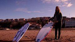 Leti Canales, una de las esperanzas españolas del debut del surf en unos Juegos