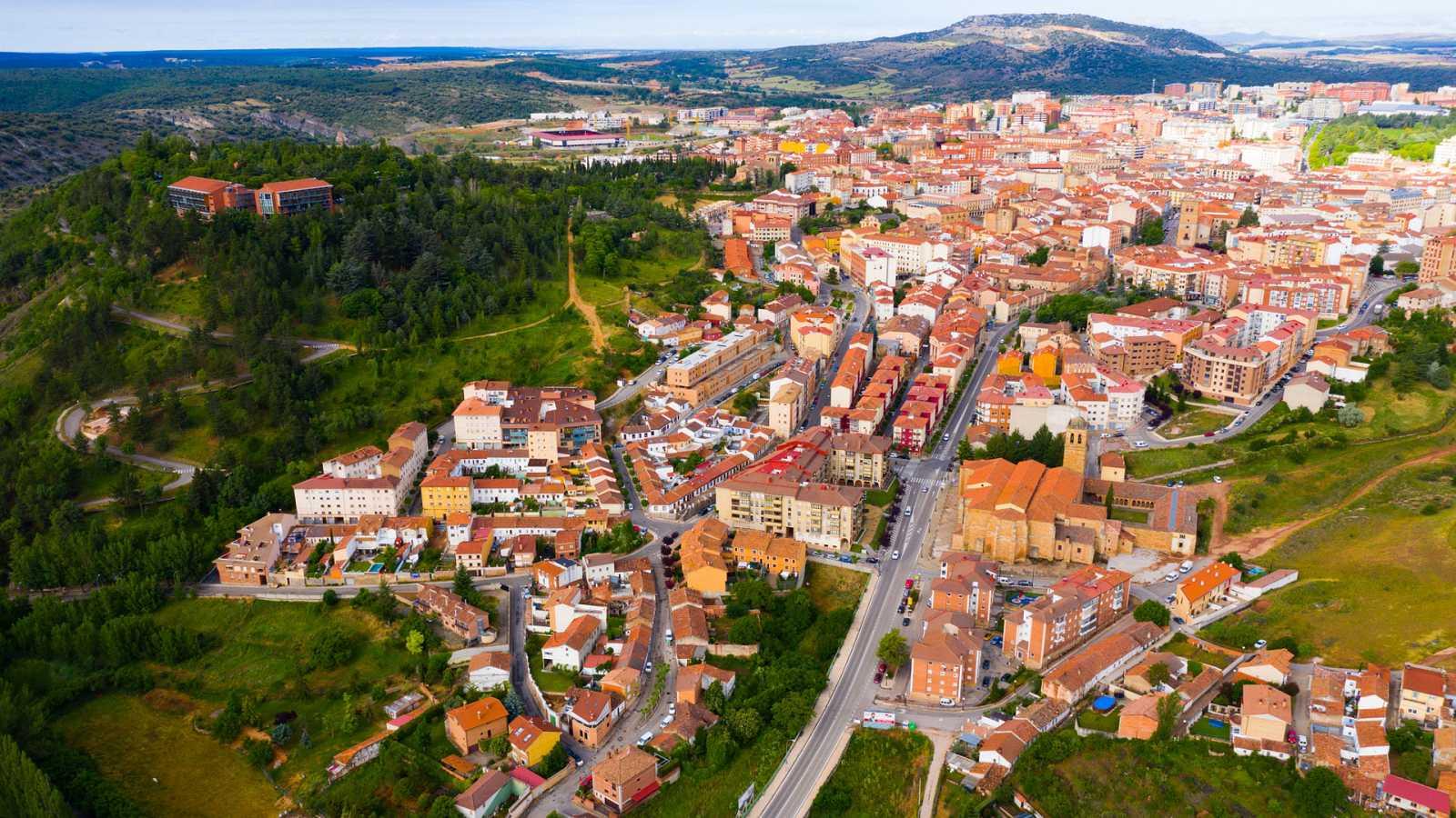 Un país mágico - Soria - ver ahora