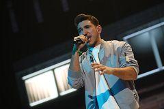 """OT 2020 - Bruno canta """"Lately"""" en la Gala 6 de Operación Triunfo 2020"""