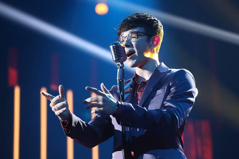 """Flavio canta """"That's Life"""" de Frank Sinatra (en la versión de Michael Bublé) en la Gala 6 de Operación Triunfo 2020"""
