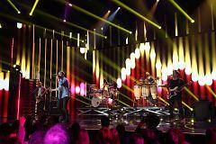 """OT 2020 - Sinsinati canta """"Indios y Vaqueros"""" en la Gala 6 de Operación Triunfo 2020"""