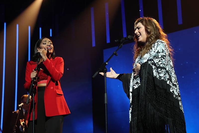 """Estrella Morente y Nia cantan """"Volver"""", de Carlos Gardel, en la Gala 6 de Operación Triunfo 2020"""