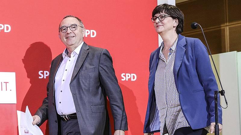 Los socialdemócratas alemanes ganan Hamburgo y la ultraderecha se mantiene en el parlamento