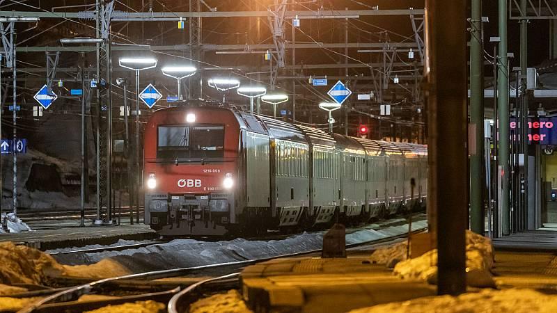 Austria suspende el tráfico ferroviario con Italia por sospechas de coronavirus