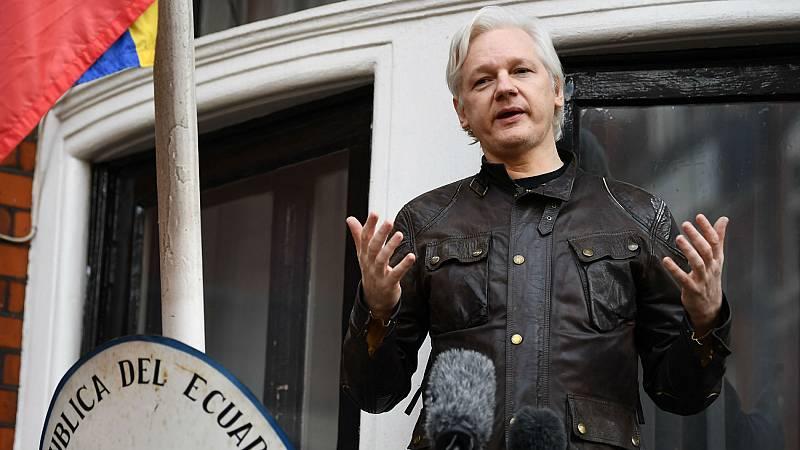 Comienza el juicio de extradición a Estados Unidos de Julian Assange