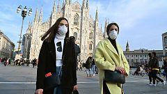 Italia confirma una cuarta muerte por coronavirus, un anciano en Bérgamo