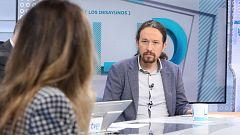 """Iglesias: """"La ley de libertad sexual saldrá antes del 8 de marzo"""""""
