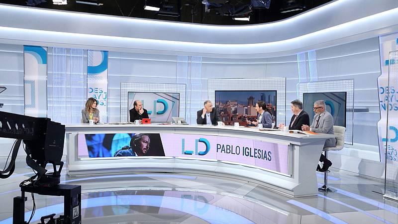 """Iglesias sobre la mesa de diálogo con Cataluña: """"Vamos a afrontar un problema político dialogando"""""""