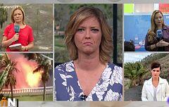 La Mañana - La calima de las Canarias provoca numerosos problemas