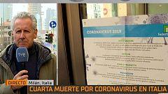 La Mañana - Inquietud por la expansión del coronavirus en Italia
