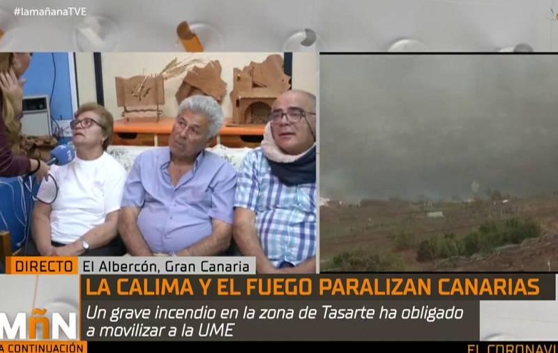 La Mañana - Tasarte ha sido una de las zonas más afectadas