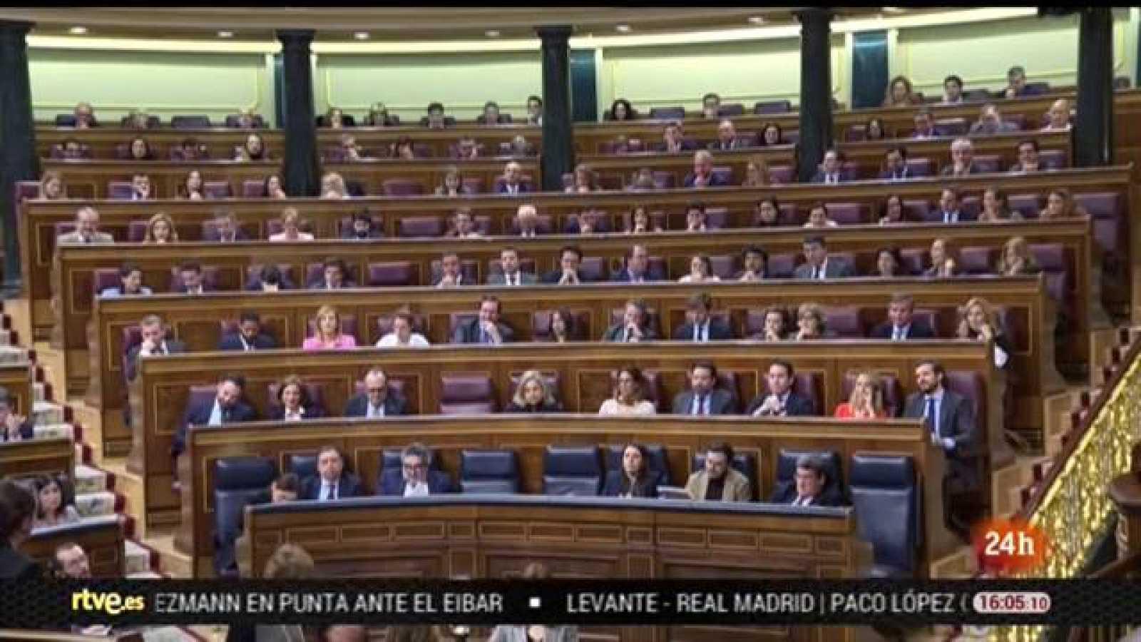 Parlamento - El Foco Parlamentario - Sesión de Control al Gobierno - 22/02/2020