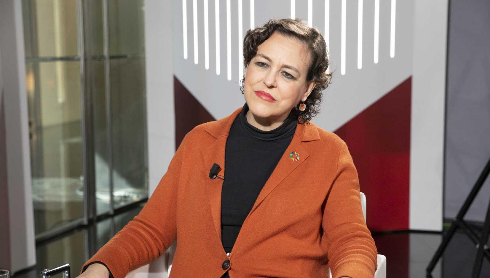 Parlamento - La entrevista - Magdalena Valerio, presidenta de la Comisión del Pacto de Toledo - 22/02/2020