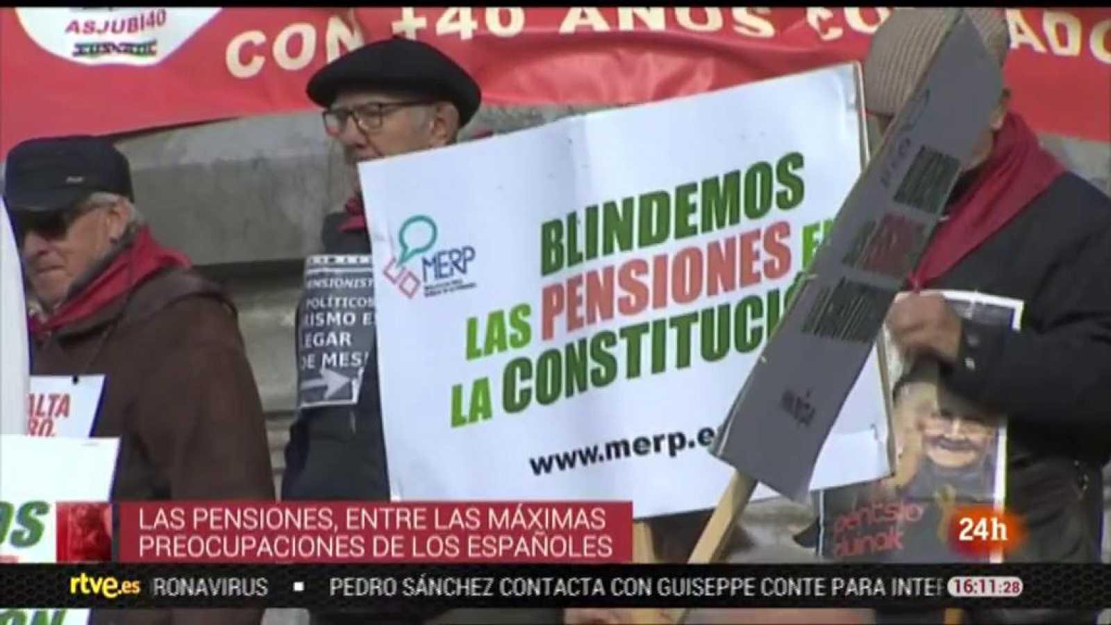Parlamento - El reportaje - El sistema de pensiones - 22/02/2020