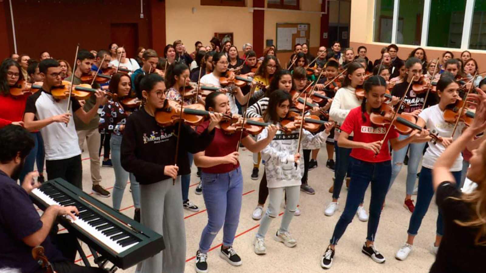 Repor - La revolución de los violines - Avance