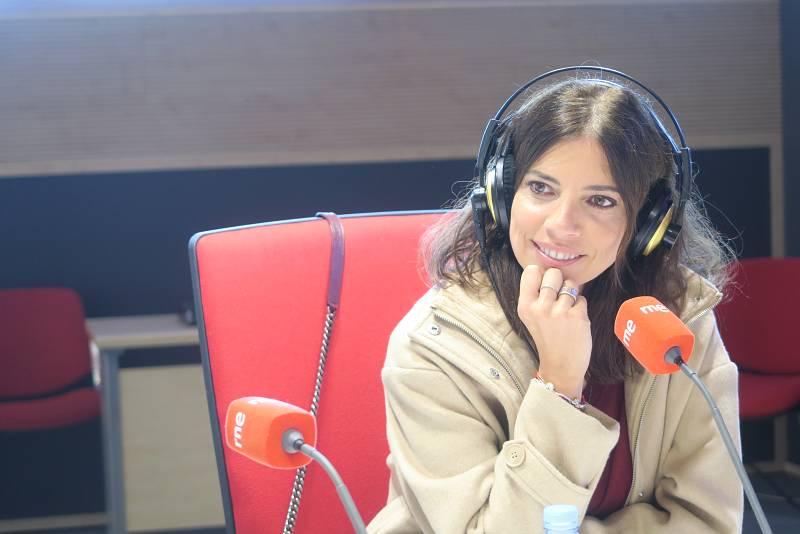 Maribel Verdú ha hablado esta mañana de su nueva serie en TVE con Pepa Fernández